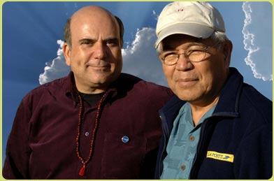 Dr. Joe Vitale and Dr. Ihaleakala Hew Len