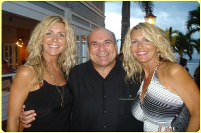 Susan Klaus, Dr. Joe Vitale and Stacey Oberzan at Zero Limits in Maui